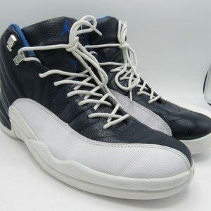 Jordan Shoes - Nike Jordan 12 Retro Obsidian  Sz 12 Mens C2A B32